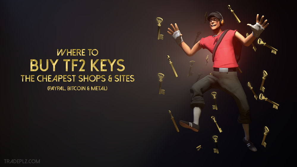 Where to buy TF2 keys