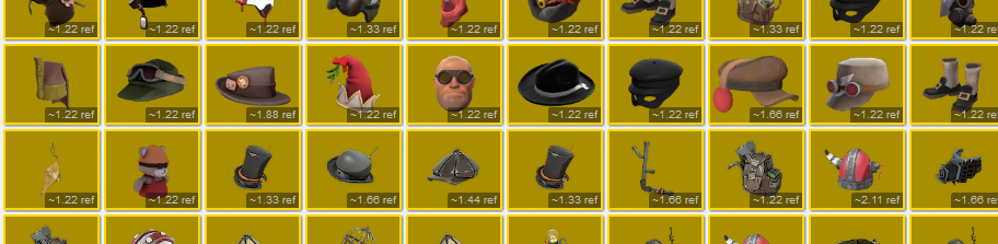 crafthats inventory