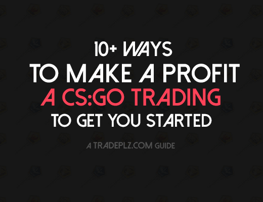 How to make a Profit with BitSkins & get Cheap CSGO skins | Tradeplz com