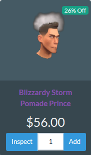 discount unusual