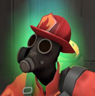 pyro unusual