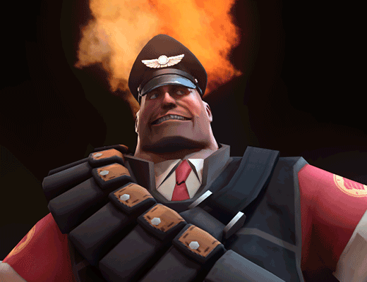 Tf2 unusual heavy